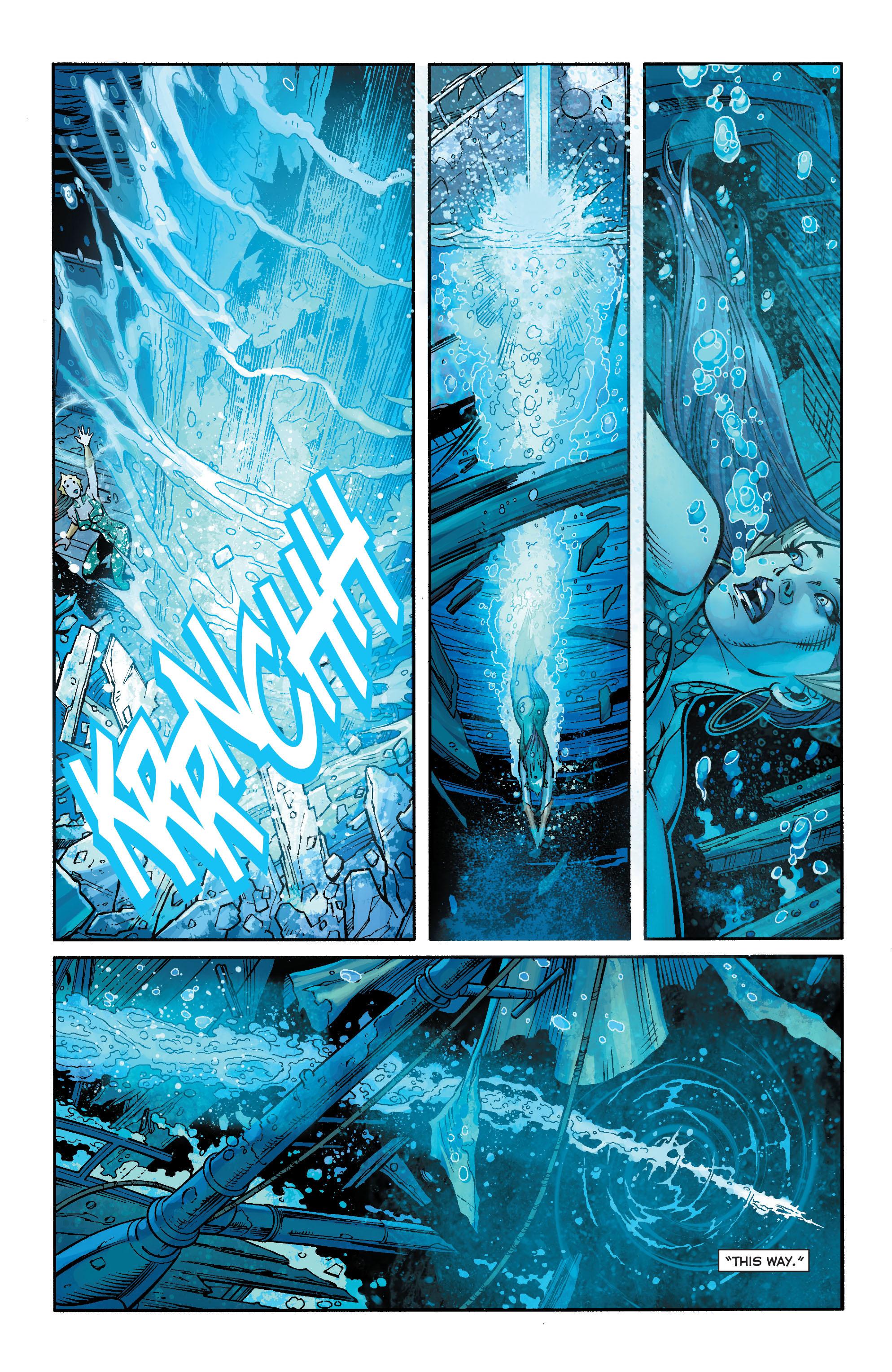 Read online Aquaman (2011) comic -  Issue #19 - 16