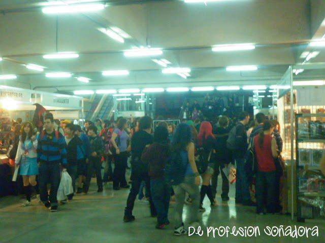 De Profesión Cronista (1) Todo lo que pasó en el Expomanga 2011