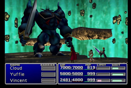 Final Fantasy VII Game Review