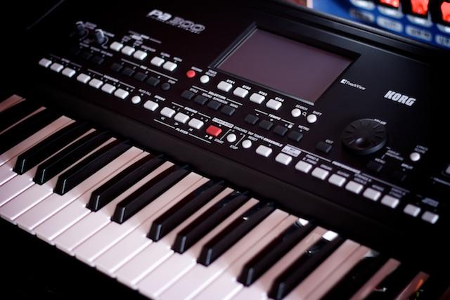 ritmos para teclado korg gratis