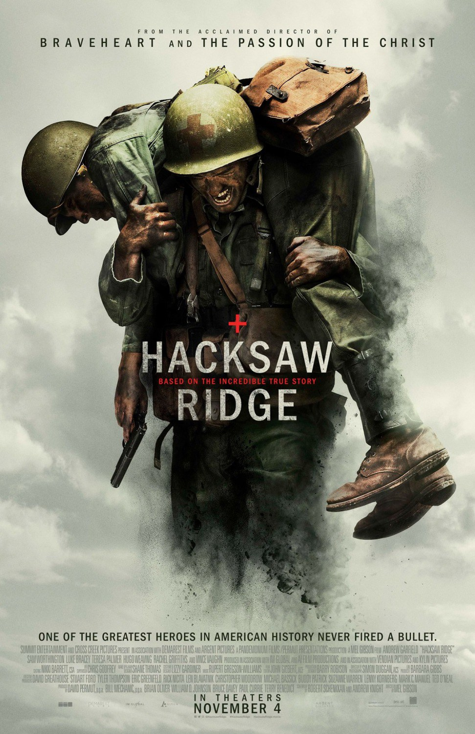 Movie Hacksaw Ridge (2016)