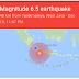 Barusan Ada Gempa Sis Jum'at 15 Desember 2017