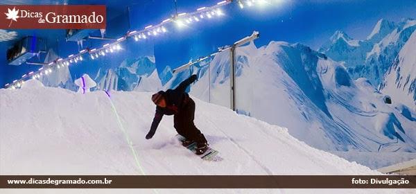 Snowland - Parque de Neve - Gramado (RS)