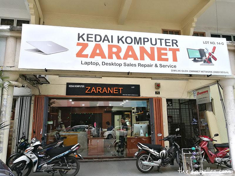 Zaranet Ampang