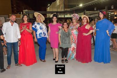desfile; pasarela; moda plural; curvys; Gloria Tallas Grandes; Mal de Amores Atelier