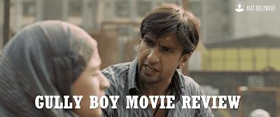 Gully Boy Movie Review starrer Ranveer Singh, Alia Bhatt, Bollywood movie