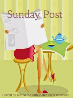sunday post, book blog, blogger, weekly review