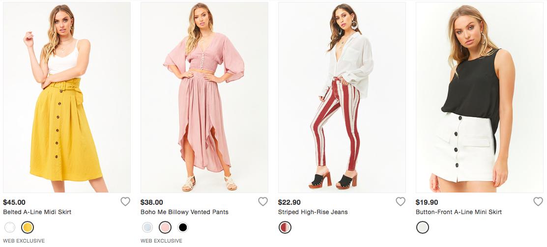 מאיפה כדאי להזמין בגדים באינטרנט