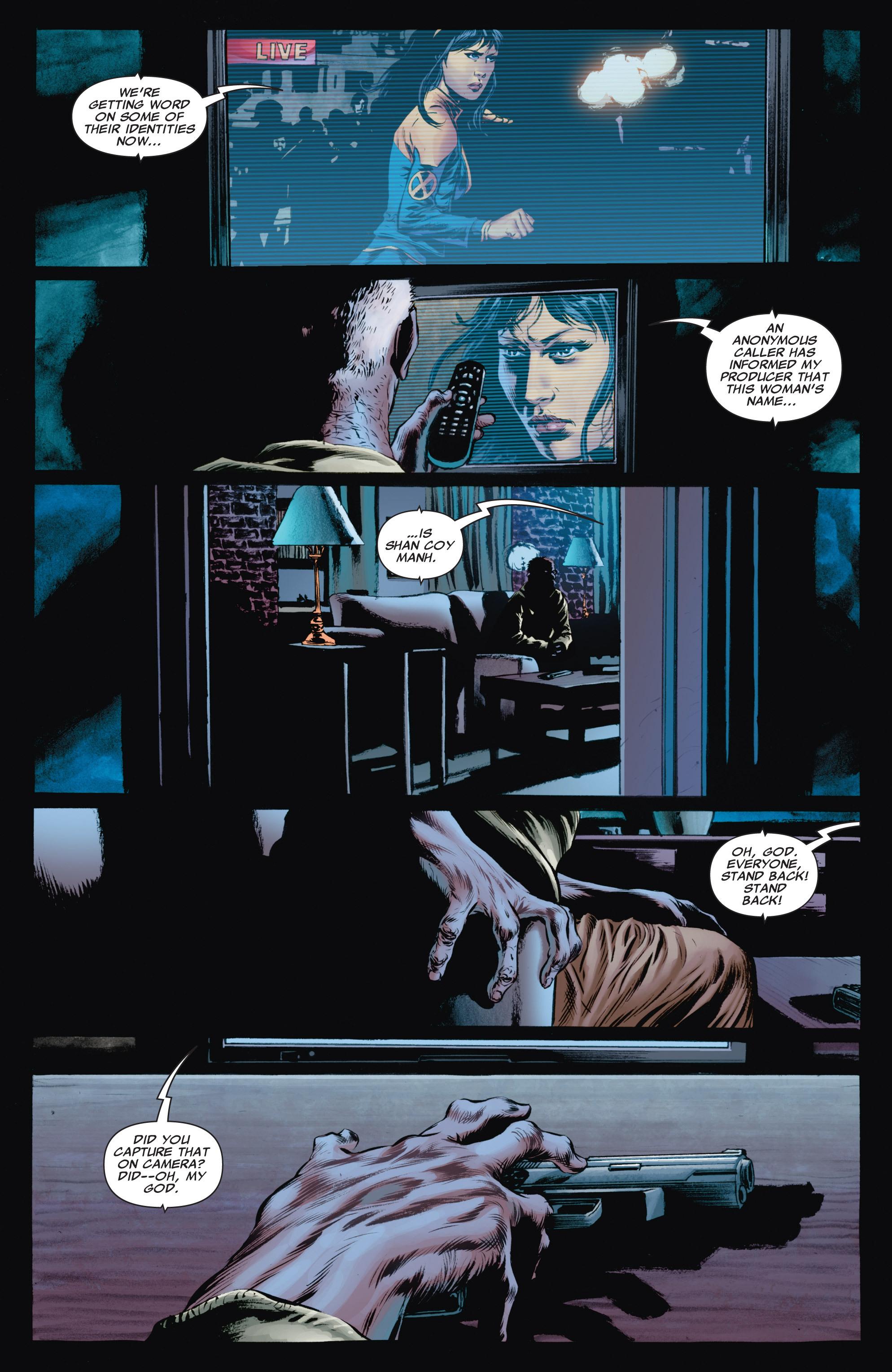 Read online Astonishing X-Men (2004) comic -  Issue #55 - 14