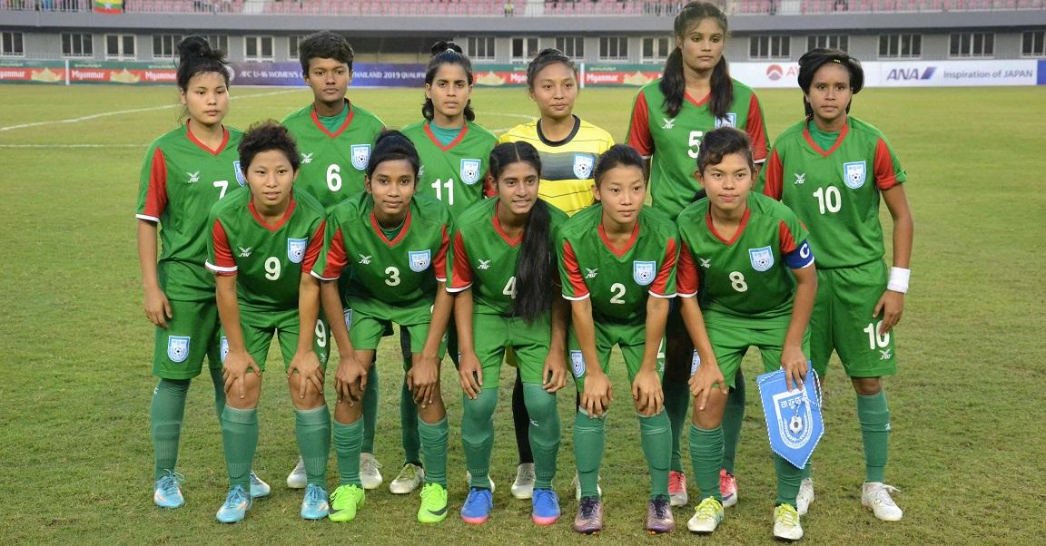 Fifa World Cup 2020 Fantasy.Bangladeshi Tigresses On The Verge Of Fifa World Cup