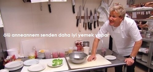 Gordon Ramsay Kimdir Caps