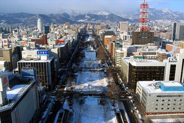 Sapporo - Japão