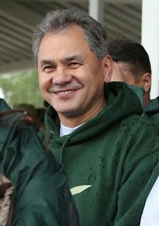 Шойгу, Сергей Кужугетович