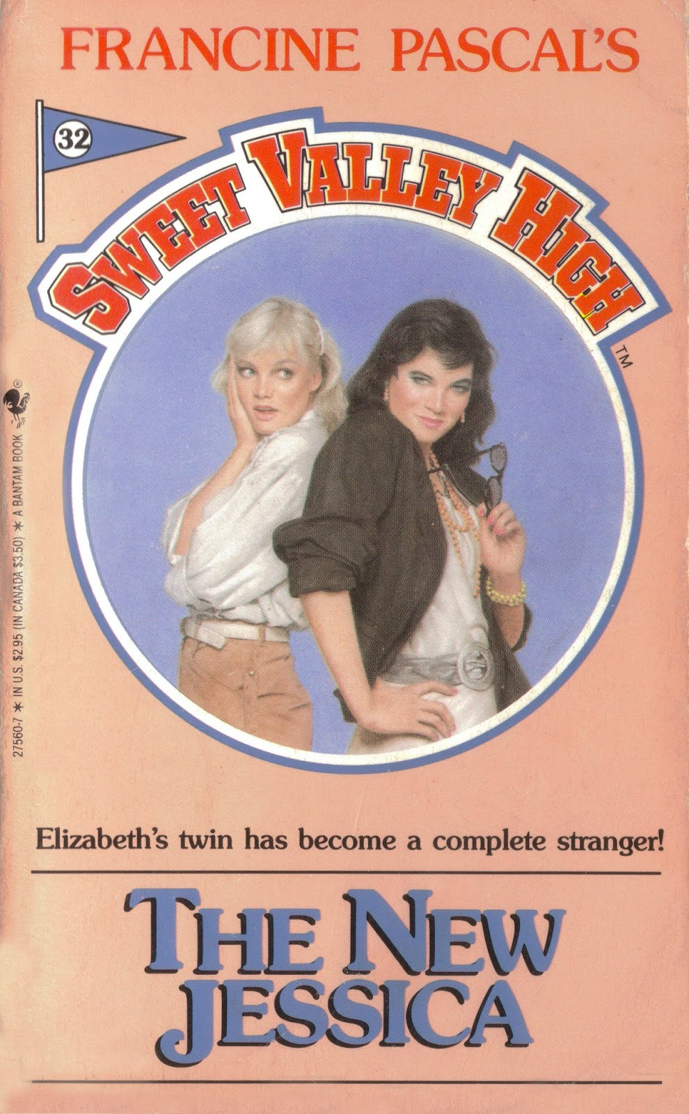 Red Lemonade Sweet Valley High Revisited The New Jessica