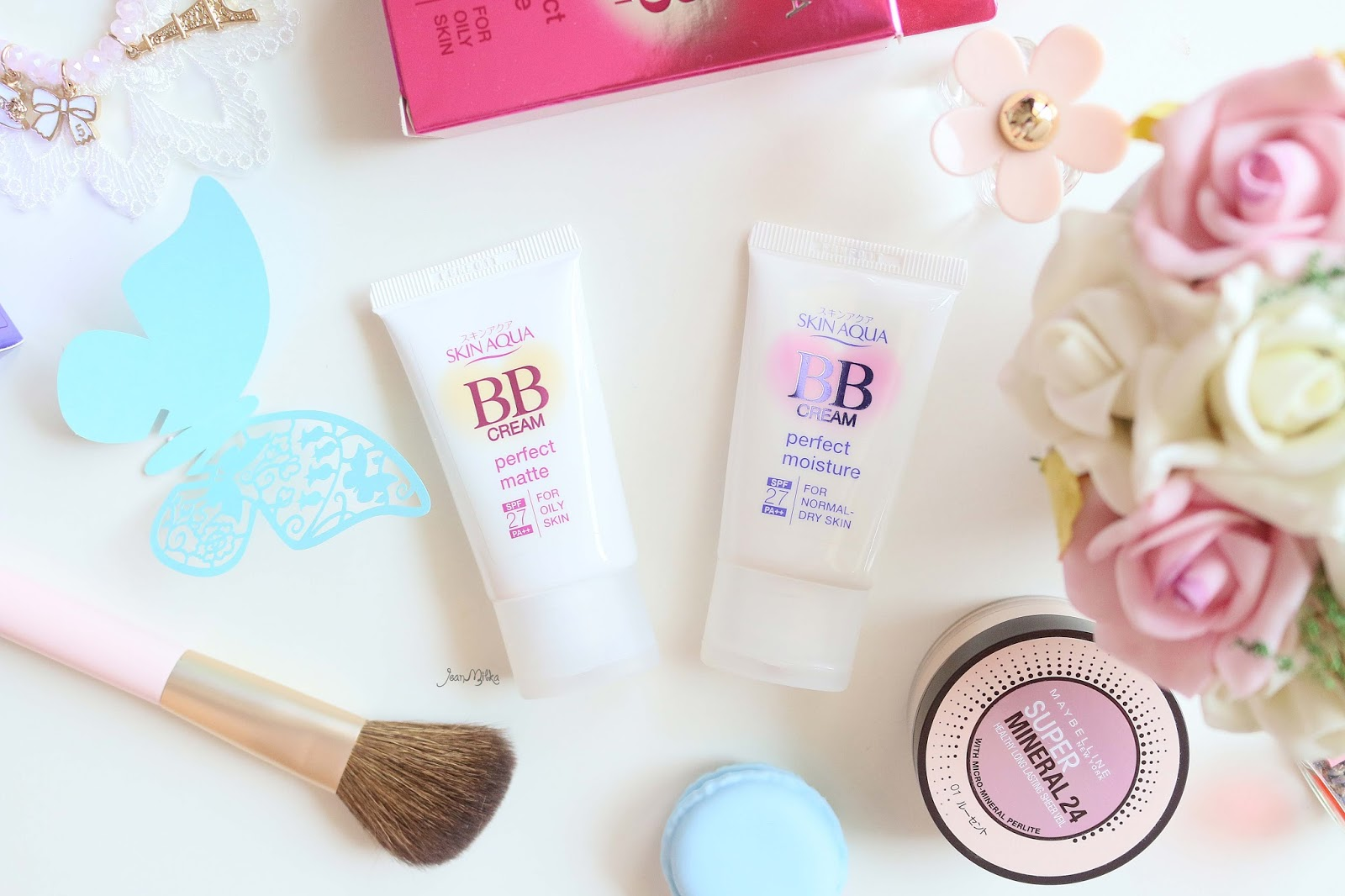 skin aqua, bb cream, makeup, review, japan, everyday,