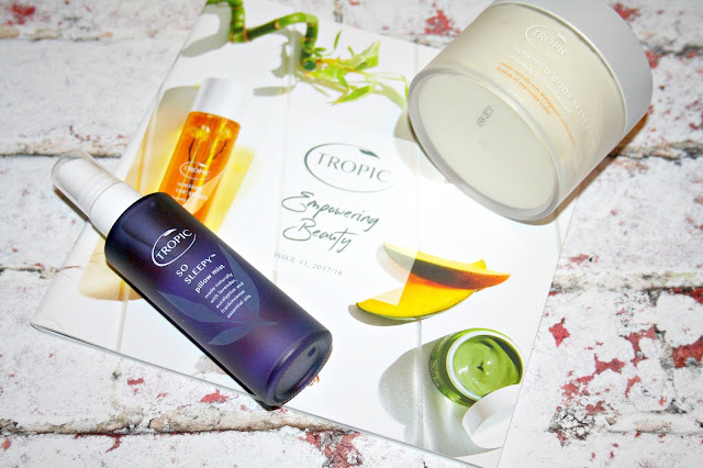 Winter Essentials from Tropic Skincare
