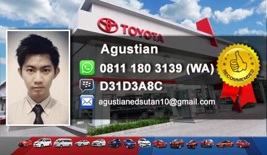 Toyota Kebun Jeruk Jakarta Barat