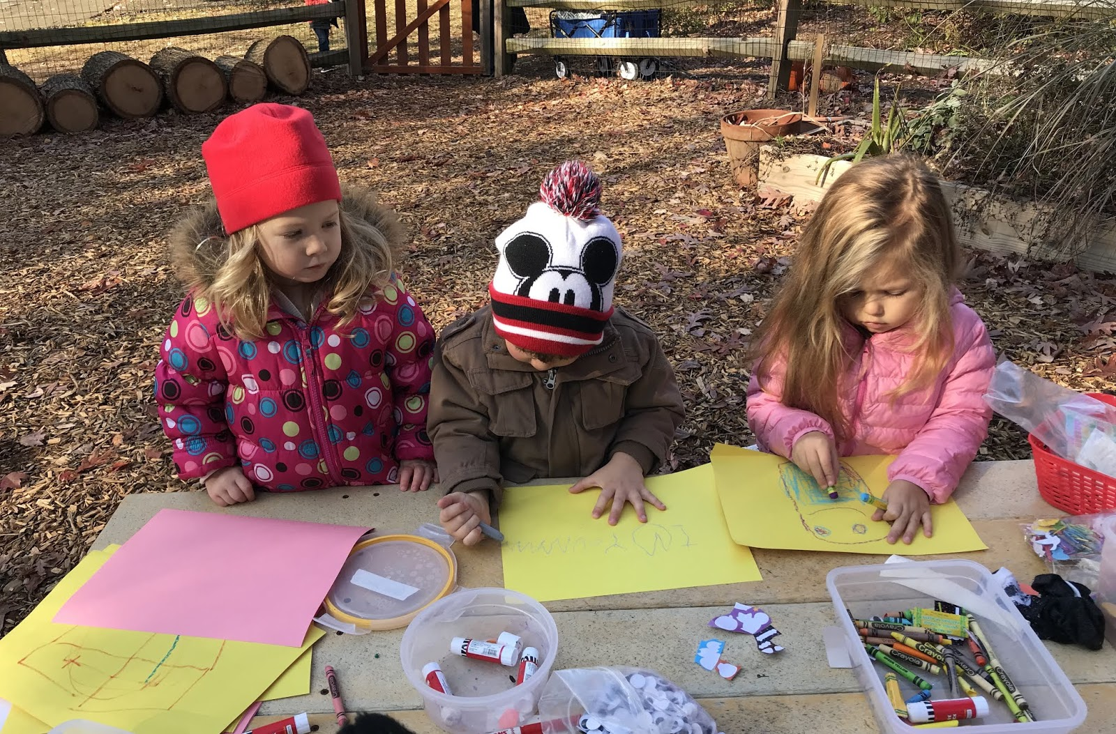 The Annandale Blog Sleepy Hollow Preschool A Happy