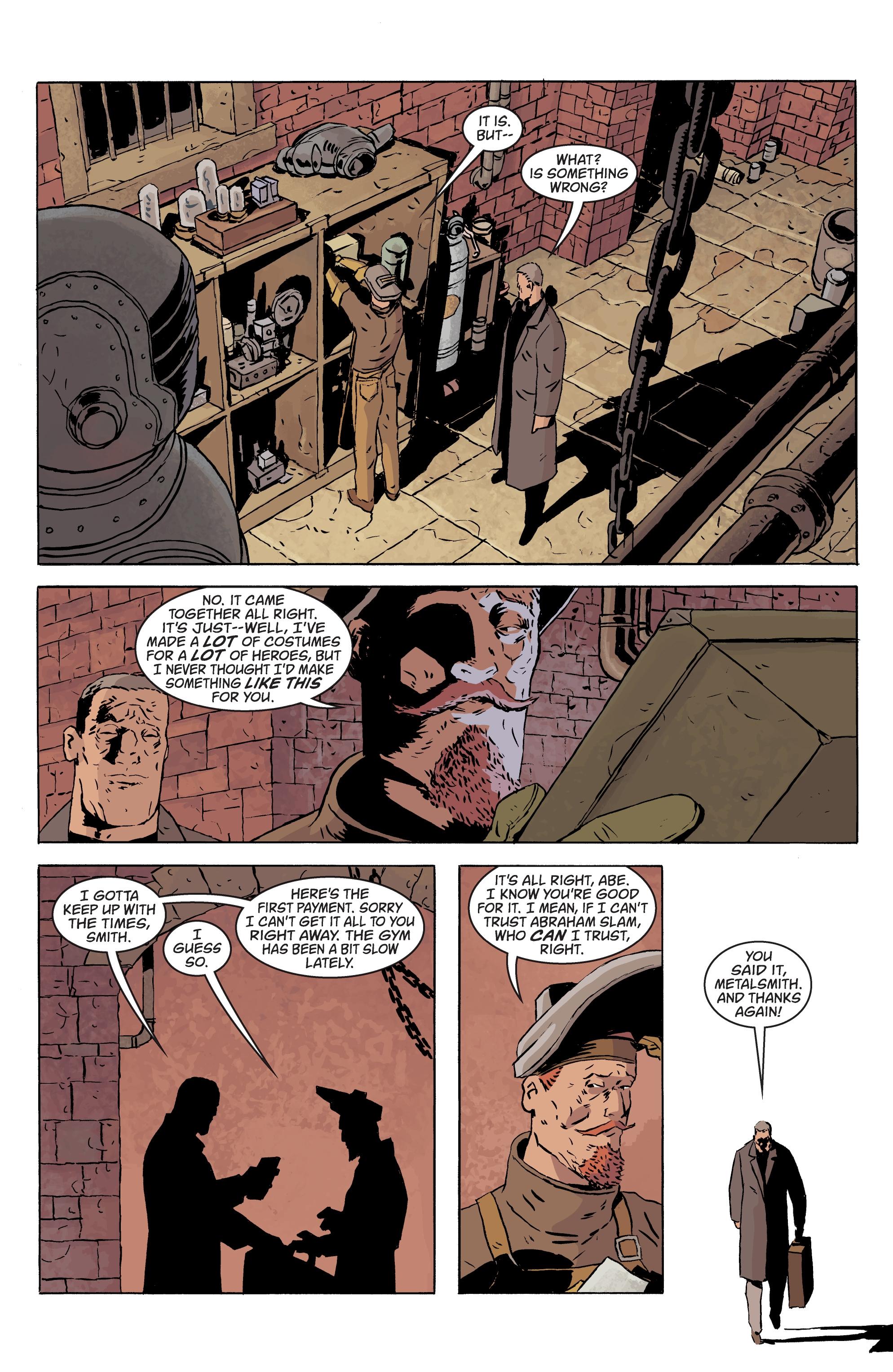 Read online Black Hammer comic -  Issue #10 - 5