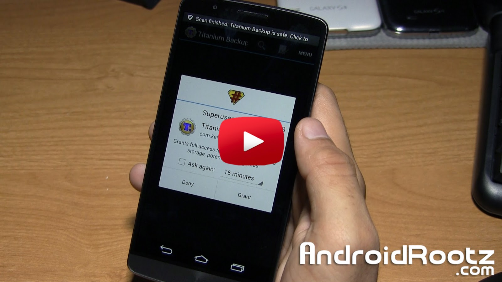 How to Root LG G3! ~ AndroidRootz com | Source for Android