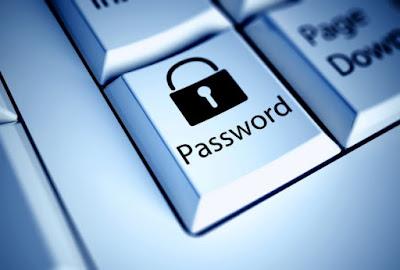 default password