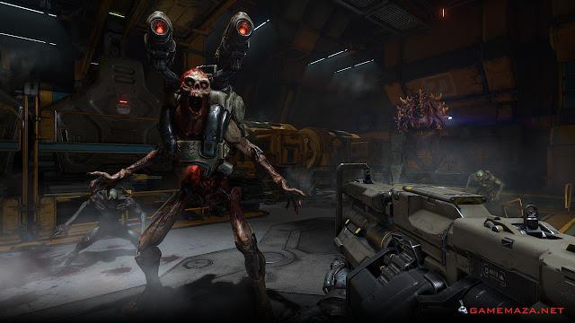 DOOM IV Gameplay Screenshot 1