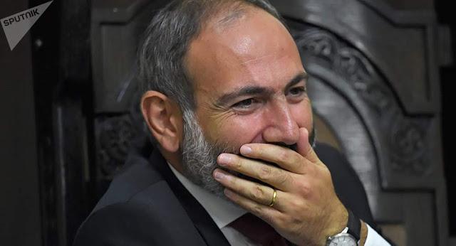 Primer ministro de Armenia irónico al comentario de canciller de Rusia