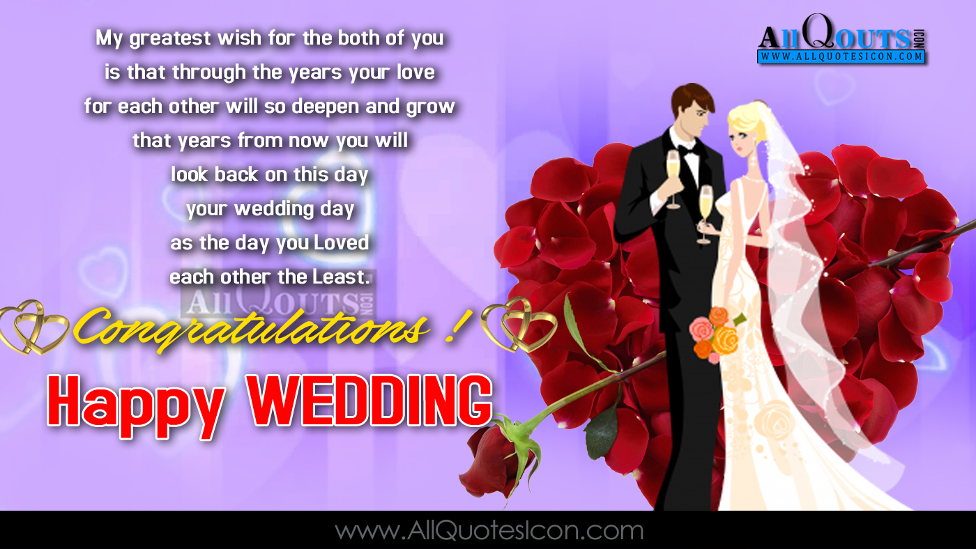 Top Wedding Wishes Images Messages For Freinds Happy Married Life