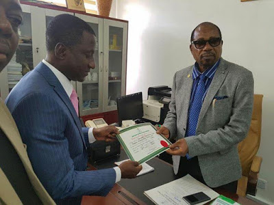 Uche Ogah's certificates Of return Is Invalid, Says INEC