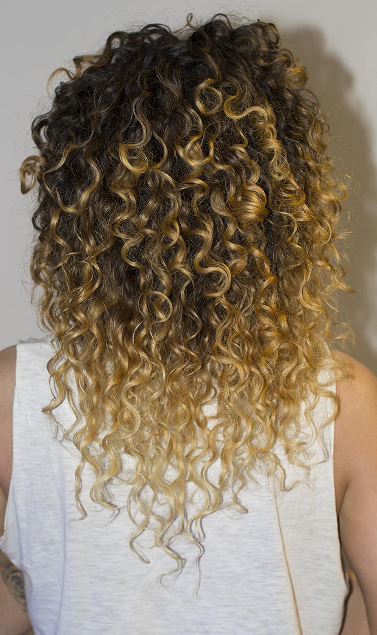 Curls Creme Brule krem do kręconych włosów