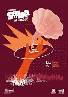 POSTER Salsa Al Parque 2018 No. 21