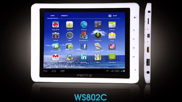 penta t-pad is709c firmware