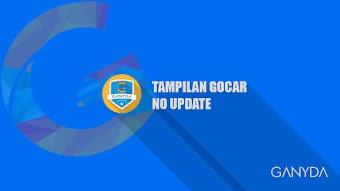 Ganyda Terbaru Tampilan Gocar, Gojek Driver 430