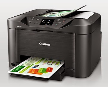 Command productivity for all your domicile part tasks alongside thispowerful all Canon MAXIFY MB5070 Printer Driver