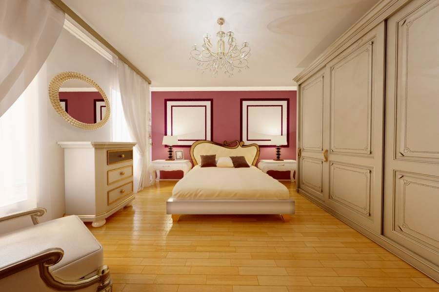 Design - interior - dormitor - clasic - Cluj