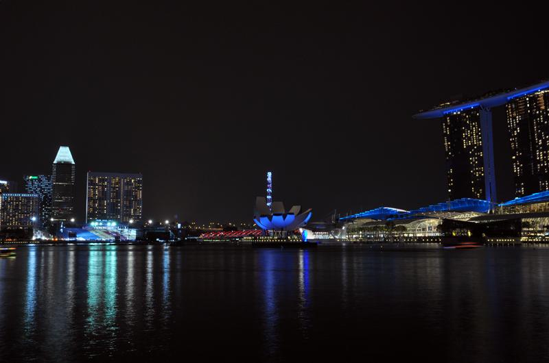 průvodce seznamky singapore