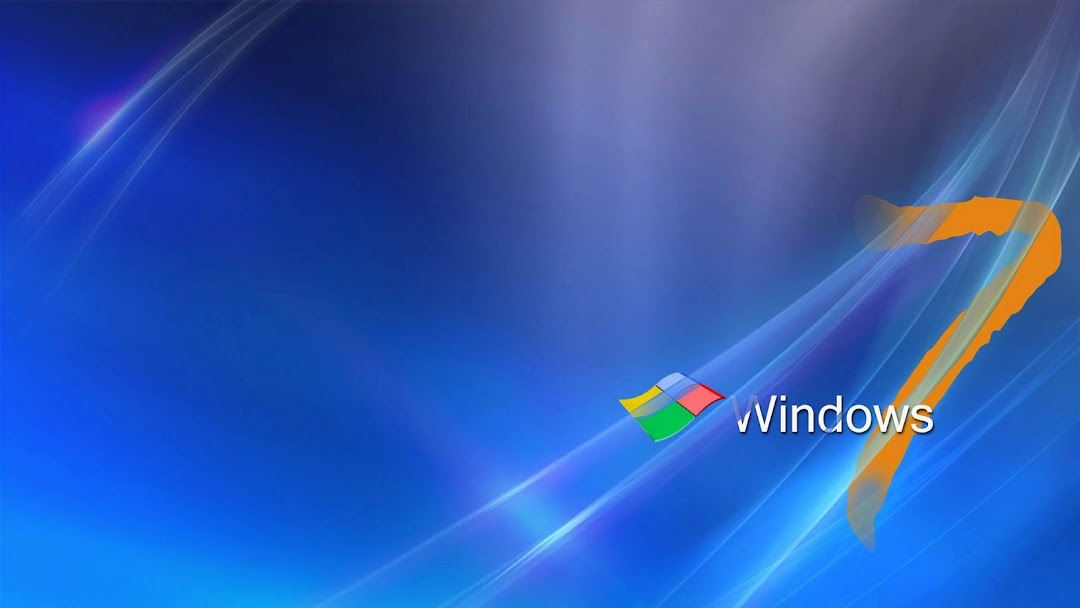 Windows 7 HD Wallpaper 1