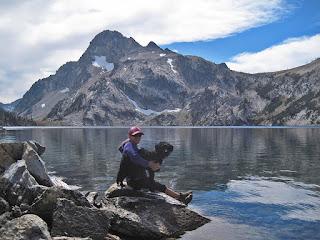 The wilderness of Idaho near Sun Valley is amazing