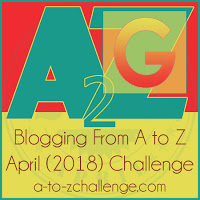 The WEP team does the #AtoZChallenge!