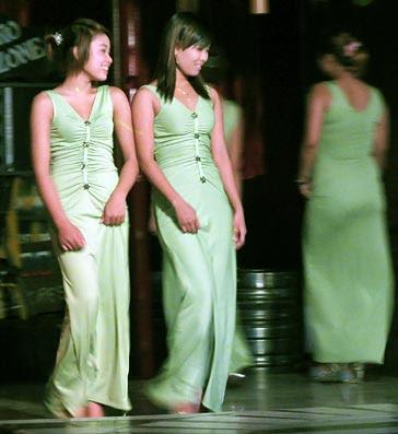 Myanmar mannequins