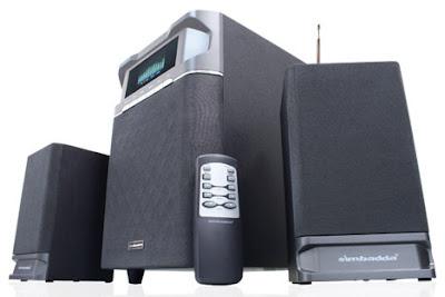 Simbadda CST 9650N 2.1 FM by SANDYTACOM