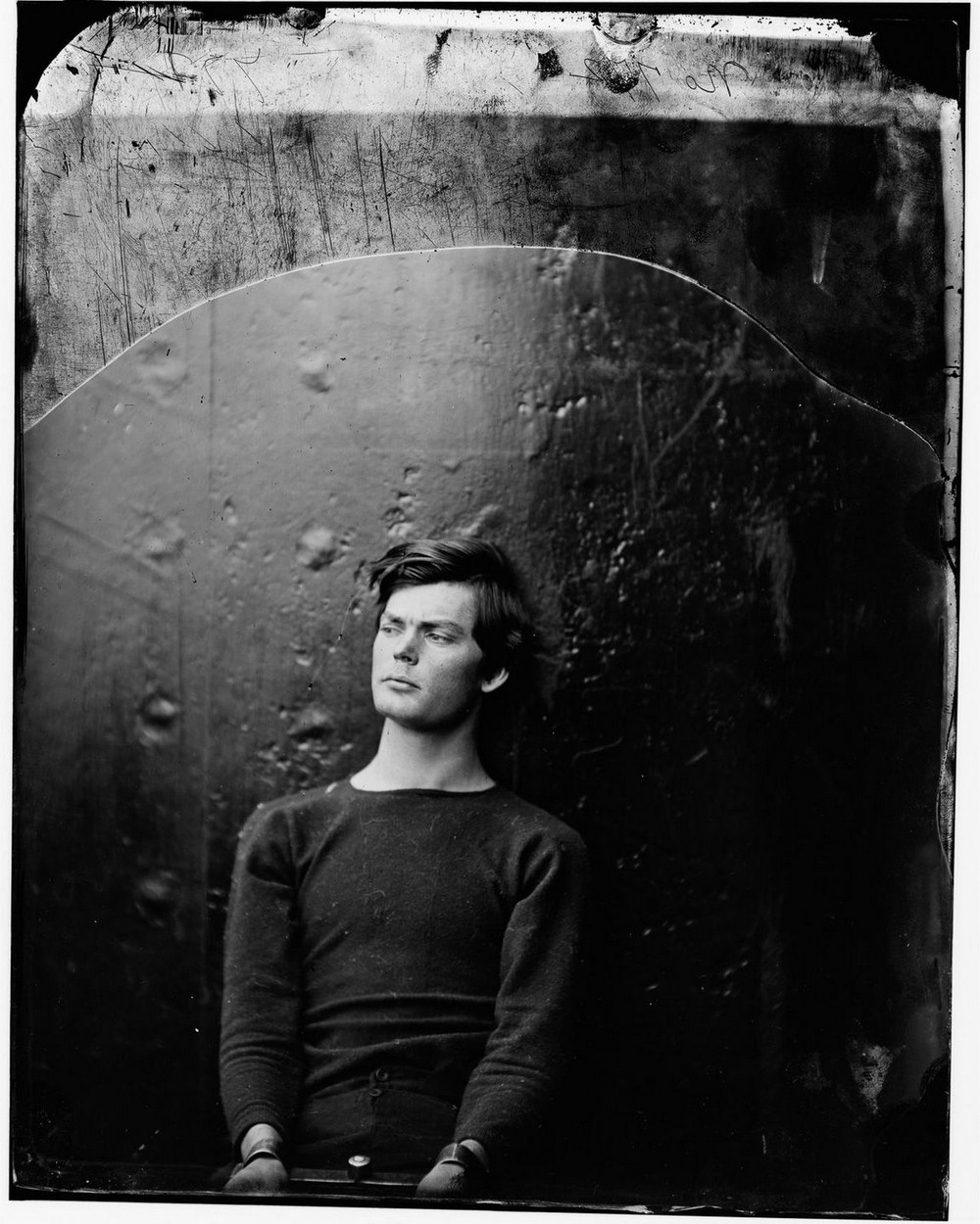 Haunting Portraits Of The Lincoln Assassination