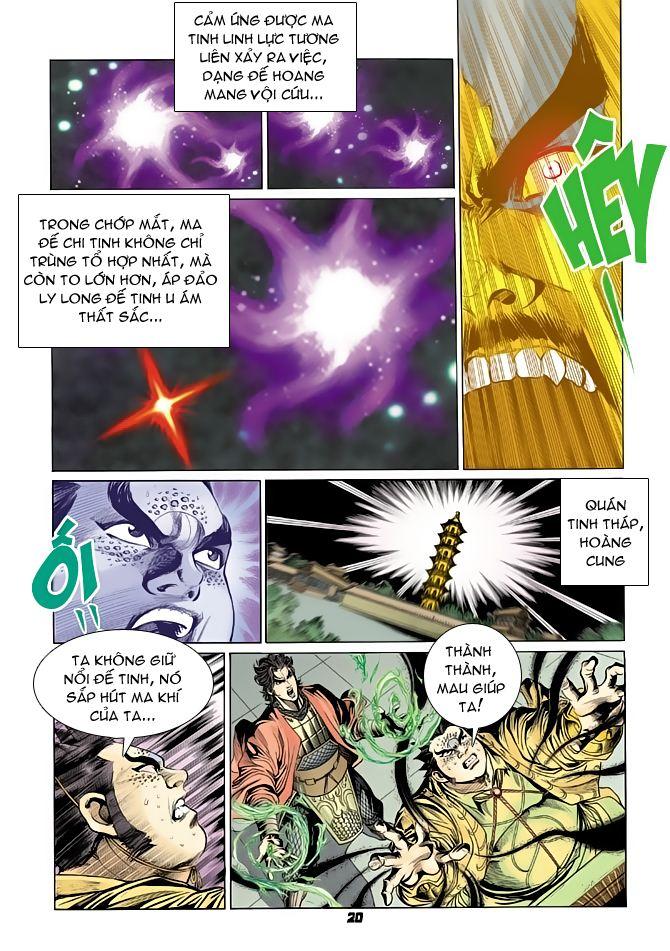 Đại Đường Uy Long chapter 64 trang 19