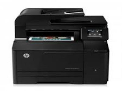 Image HP LaserJet Pro M276 Printer Driver