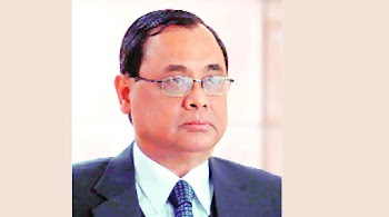 Justice Ranjan Gogoi Takes Oath as 46th CJI