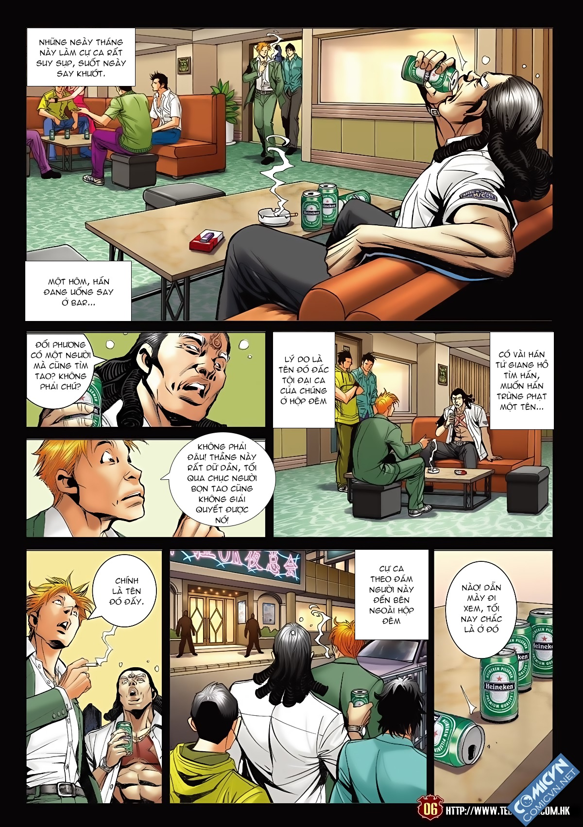 Người Trong Giang Hồ - Chapter 1555: Quá khứ khó quên 2 - Pic 5