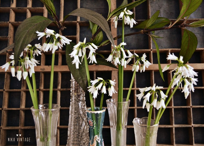 Con el post de hoy veremos como decorar con jarrones de cristal, sus origenes, tambien haremos composiciones decorativas