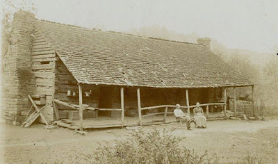 Wonderful old photos from Rustic Cabin Life