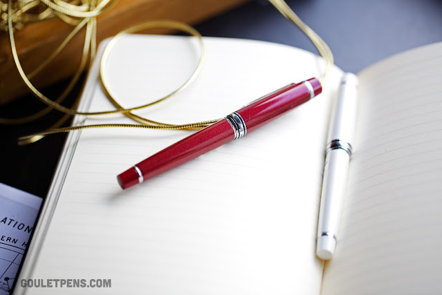 Pilot Stargazer - Ruby Red/Pearl White