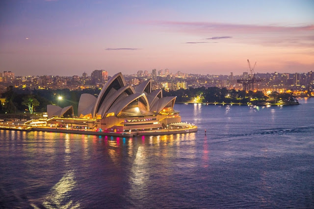 Top 10 Good Reasons To Move To Australia
